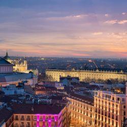 El Aloft Gran Vía es un hotel moderno y vibrante ubicado en el centro neurálgico de Madrid.