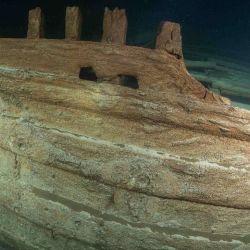 Tal vez se hundió en una tormenta o las bombas se atascaron y la embarcación recibió demasiada agua debido a una fuga.