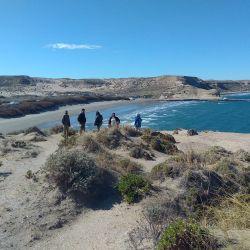 Se trata de un sendero que irá desde Puerto Pirámides hasta el asentamiento de lobos marinos de un pelo.