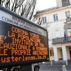 La noticia preocupa mucho a Italia que está sufriendo un fuerte rebrote de casos de Covid-19.