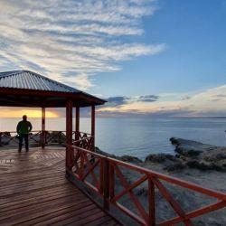 La obra permitirá ampliar la ya de por si interesante y variada oferta turística de actividades que ofrece el  Área Natural Protegida Península Valdés