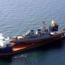 El Blue Marlin es un buque de tipo semisumergible heavy-lift.