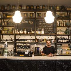 Ignacio Preti, dueño del bar Bilbao en Santa Fe   Foto:Cedoc