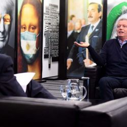 Jorge Fontevecchia entrevista a Emilio Monzó