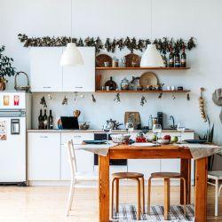 Pinterest reportó que las búsquedas en decoración de cocina aumentaron 14 veces