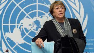Michelle Bachelet en la ONU 20200914