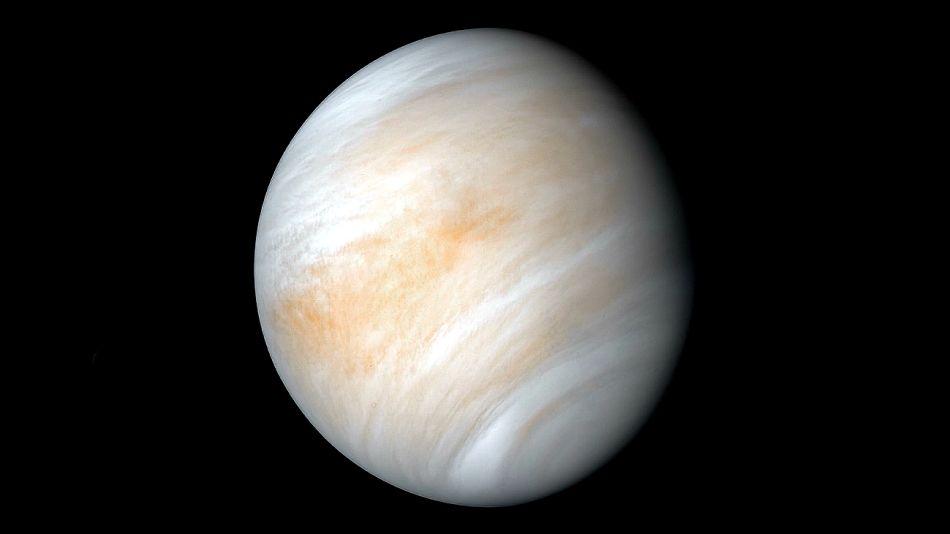 La atmósfera de Venus atrajo la atención de los investigadores.