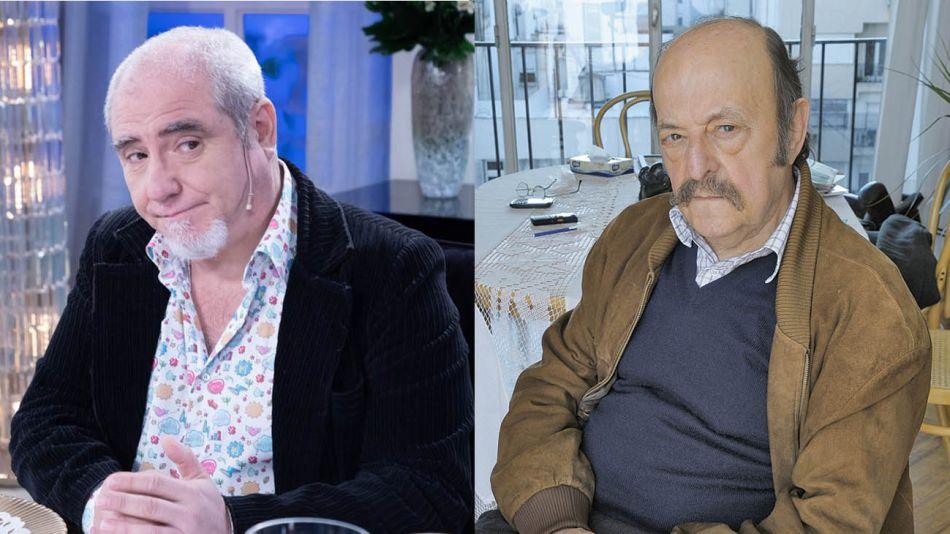 Osvaldo Bazan y Julio Barbaro 20200914