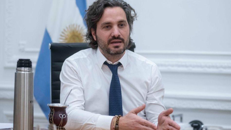 Santiago Cafiero respondió a la carta de Mauricio Macri 20200914