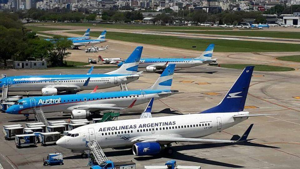 vuelos de cabotaje 20200914