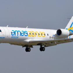 Los vuelos comerciales entre ambos países estaban suspendidos desde hace seis meses.