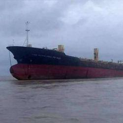 Con el paso del tiempo se empezó a percibir que su línea de flotación estaba cada vez más baja.