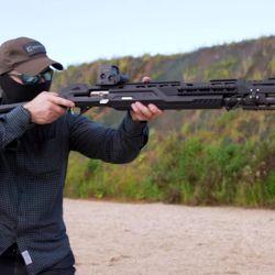 La nueva propuesta de Kalashnikov está basada en la escopeta MP-155.