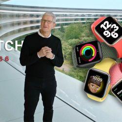 Apple Watch serie 6 | Foto:cedoc