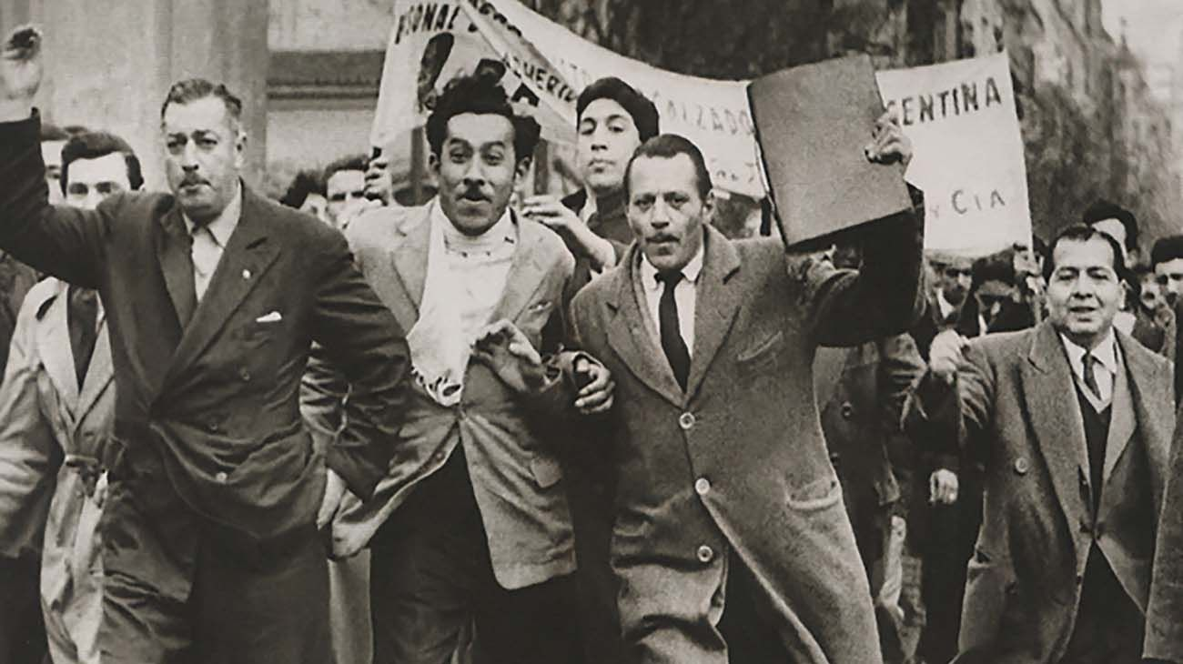 Revolución Libertadora en 1955