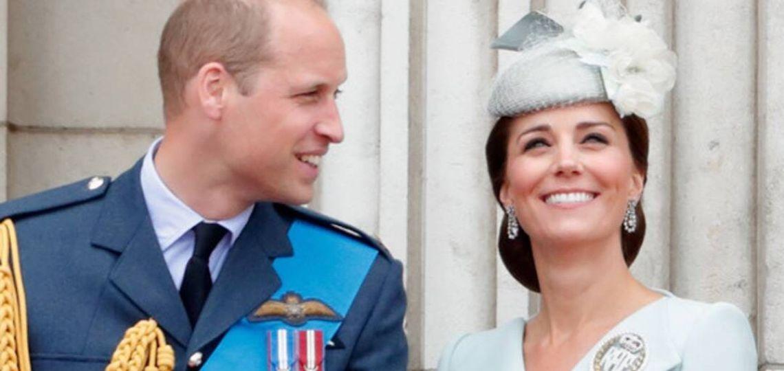 Kate Middleton le hizo un comentario hot a William fuera de protocolo
