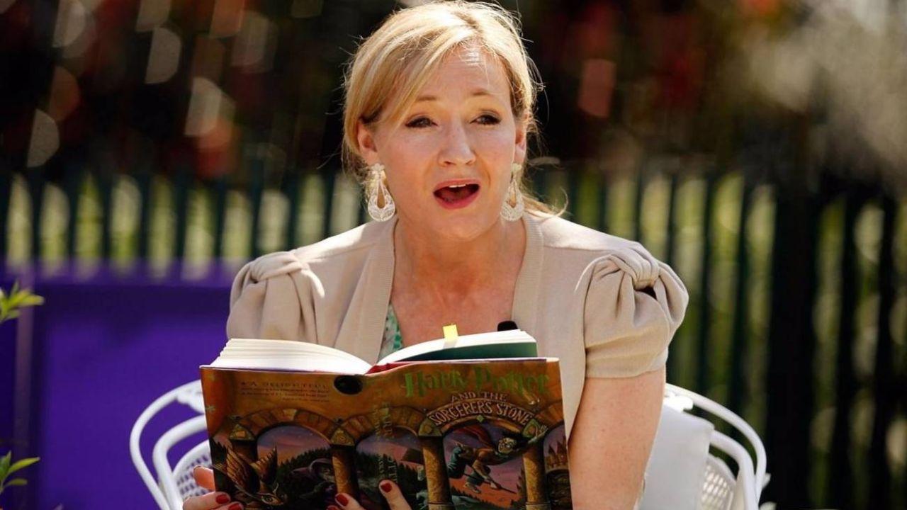 J.K.Rowling | Foto:Europapress