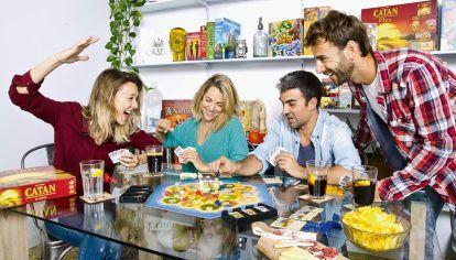 El revival de los juegos de mesa