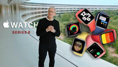 Watch serie 6 e iPad Air, los nuevo de Apple que estará disponibles a partir del 19/06