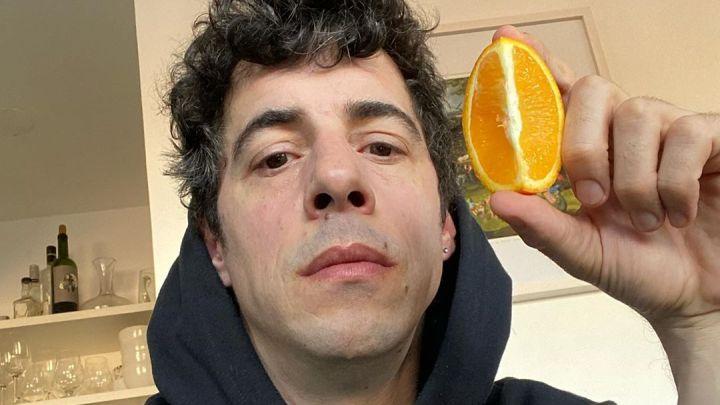 Esteban Lamothe contó cómo se filma con su novia, Katia Szechtman cuando tienen sexo