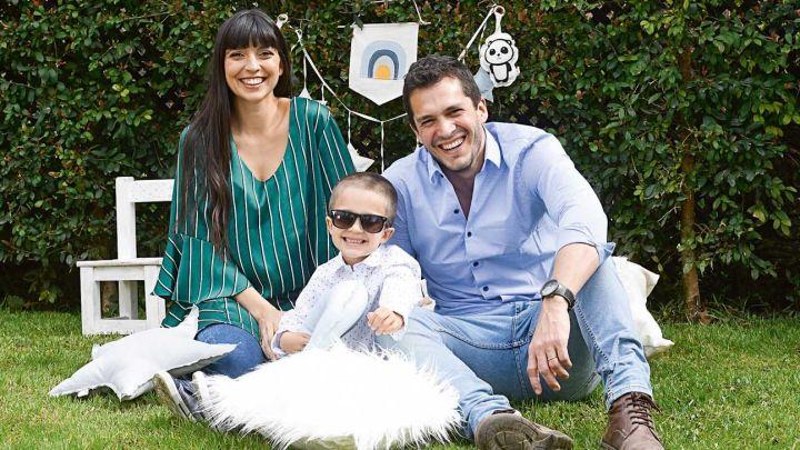 Felicitas Pizarro embarazada y en familia: Espera otro varón