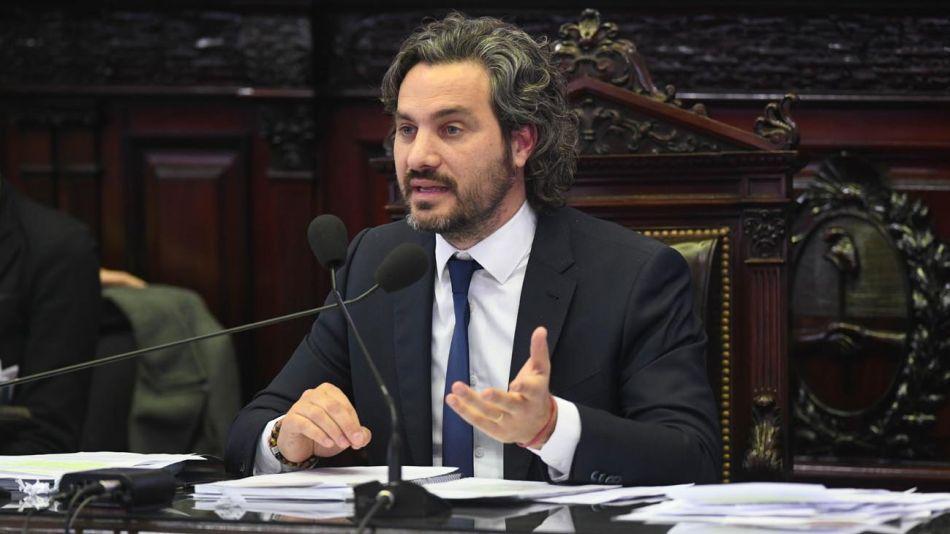 Santiago Cafiero 20200915