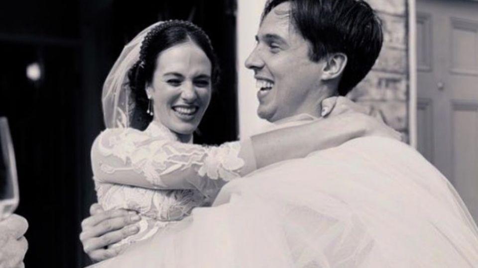 Jessica Brown Findlay, de Downton Abbey, se casó por sorpresa