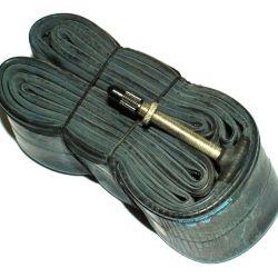 Una cámara de repuesto es la forma más sencilla y rápida de solucionar un pinchazo.