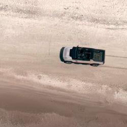 La empresa GM dio a conocer que el próximo 20 de octubre se presentará de manera oficial el Hummer EV.