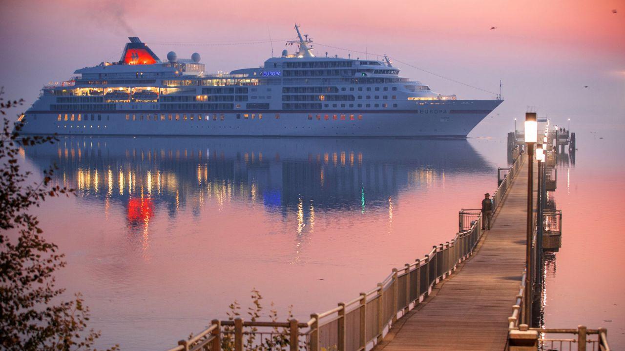 El crucero  | Foto:Jens Büttner / DPA