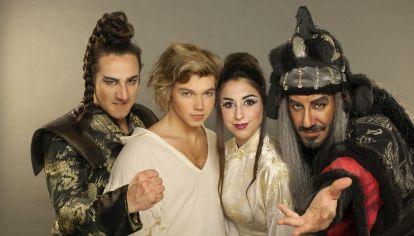 Obra de teatro: Marco Polo