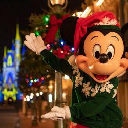 Walt Disney World celebrará Navidad desde el 1 de octubre al 31 de diciembre pensando en la distancia social.