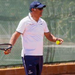 La exclusiva academia de tenis de Rafa Nadal que se abrió en México. // Crédito: Palladium Hotel Group