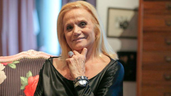 Elsa Serrano murió en un trágico incendio