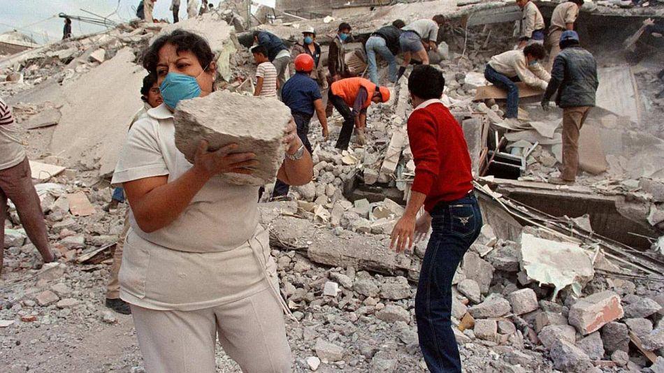 Terremoto en Ciudad de México 20200917