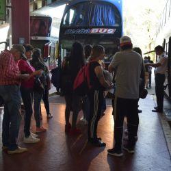 En la Argentina, el turismo es la cuarta fuente de generación de divisas.