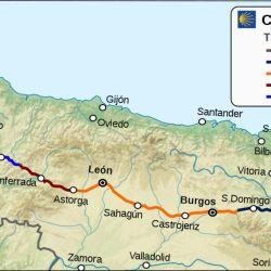 La primera descripción del recorrido data de 1140.