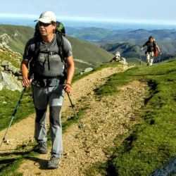 Para los nuevos caminantes, además de llegar a un destino, importa el viaje y lo que uno aprende en el camino.