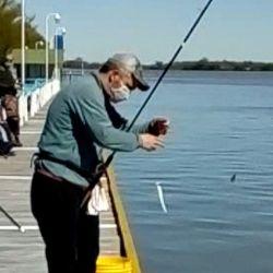 Un momento muy esperado: abrió el anexo del Guazú de la Asociación Argentina de Pesca