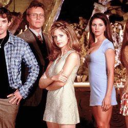 Buffy, la Cazavampiros | Foto:Cedoc
