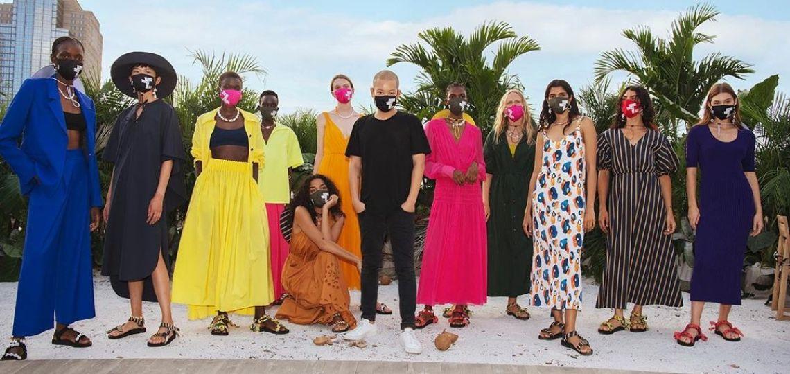 Todo lo que dejó esta edición pandémica de New York Fashion Week