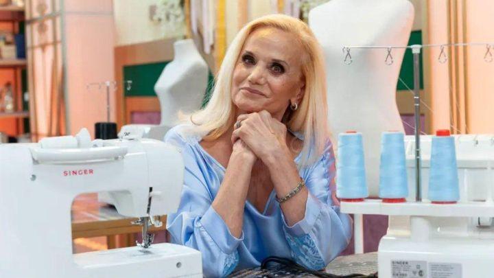 """Elsa Serrano, """"la diseñadora de los famosos"""", 45 años de trayectoria"""