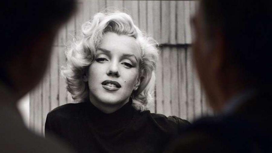 Marilyn Monroe en una imagen de 1953