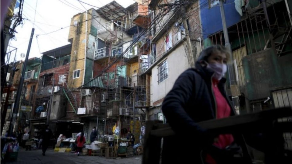 foto barrio 31