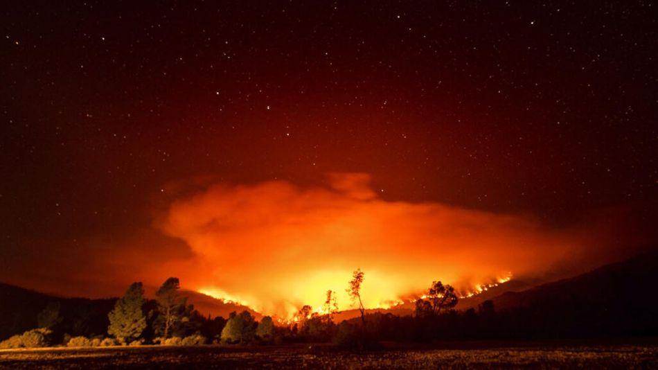 incendios en California 20200918
