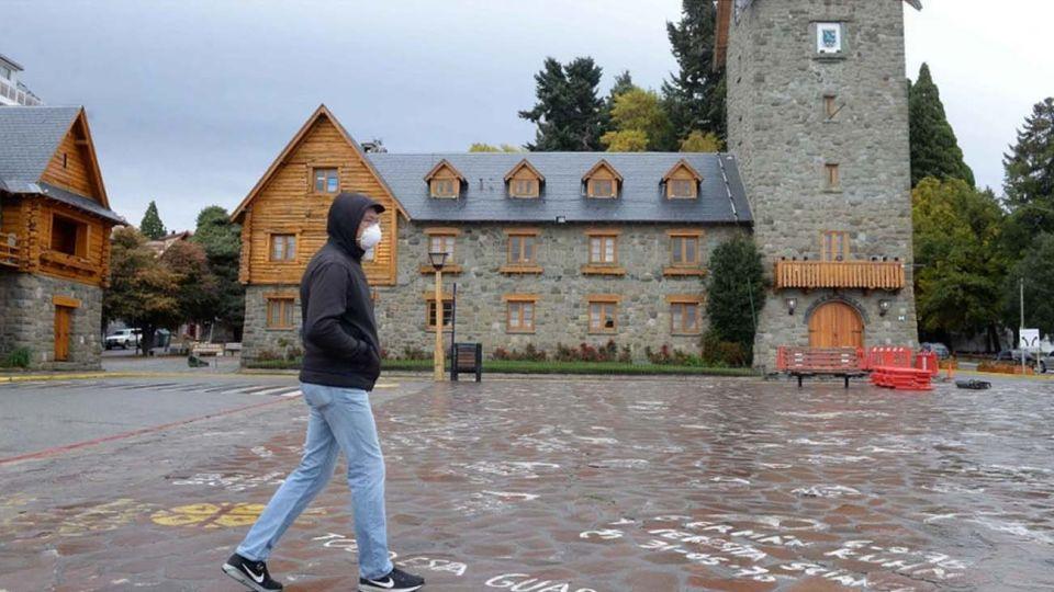 Bariloche, uno de los destinos más solicitados por los turistas.