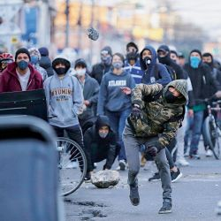 América Latina convulsionada | Foto:cedoc