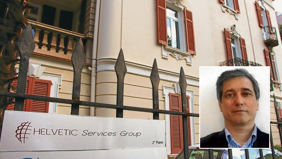 Néstor Ramos Helvetic Services Group