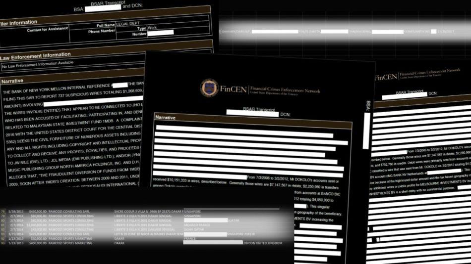 FinCEN Files, una investigación global de ICIJ