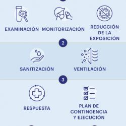 Estas son las medidas sugeridad por los expertos en sanidad y seguridad naviera, para ser aplicados en los cruceros.